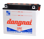 Dry - charged Battery For Motorcycle