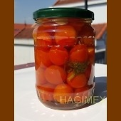 Cherry tomatoes in jar (480ml)