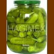 PICKLED CUCUMBERS / GHERKINS 3-6CM (1500ML)