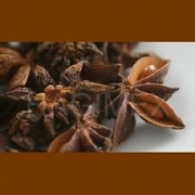 Organic star aniseeds