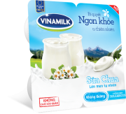 Vinamilk Yogurt No Sugar