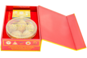 Red nests taken from the natural islands of khanh hoa in pack of 100g – code 024