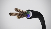 Copper conductor twisted cable