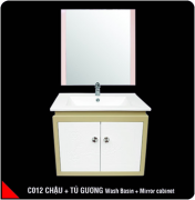 Wash Basin (without  Cabinet + Mirror)