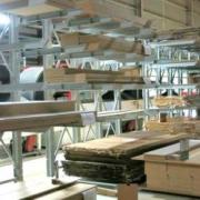 Catilever rack