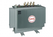 3 phase power transformer oil-filled type 35(22)/0