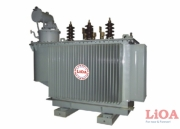 3 phases power transformer oil-filled type