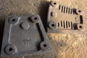 Parts for ball mills