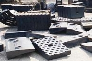 Parts for vertical mills & crushers