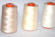 Yarn for making sewing thread 01